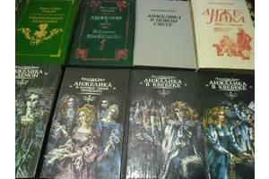 Книги Анжелика (Анн и Серж Голон)