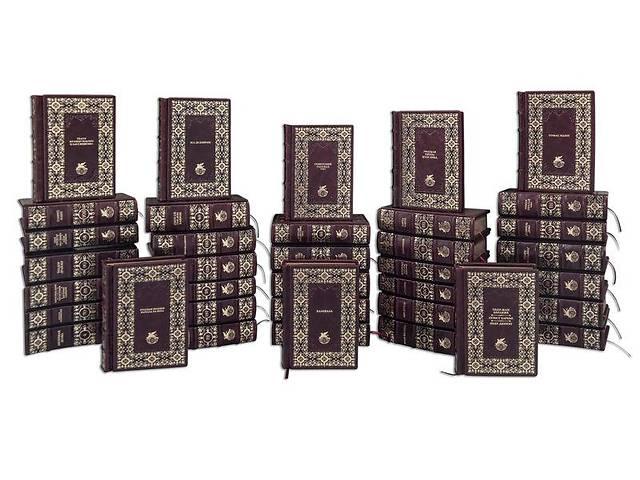 бу Книги элитная серия подарочные BST 860523 130x205x46 мм Библиотека всемирной литературы (в 200 томах) в кожаном переп... в Киеве