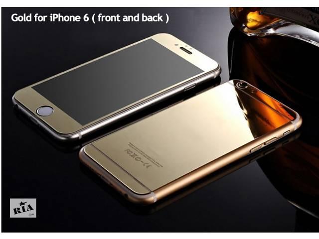 купить бу Luxury Защитное стекло на айфон iphone 4/4s/5/5s/se/6/6s в Днепре (Днепропетровск)