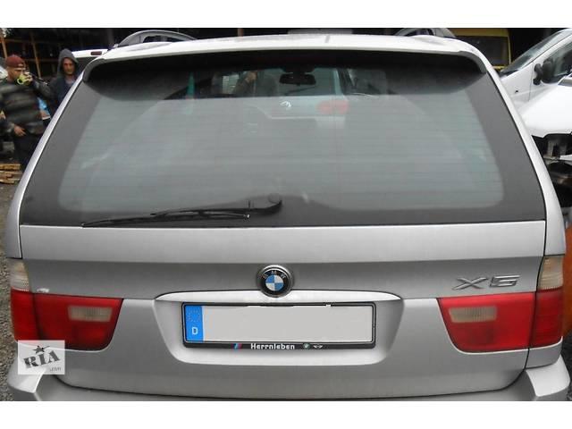 Ляда Кришка багажника в зборі BMW X5 БМВ Х5 1999 - 2006- объявление о продаже  в Ровно