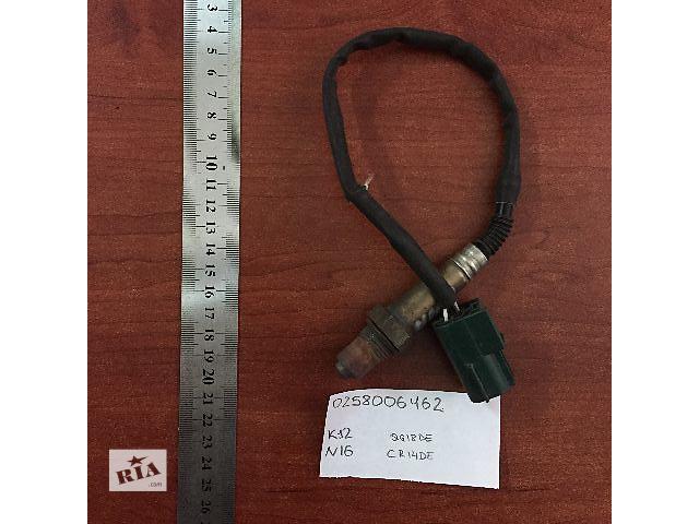бу Лямбда зонд Nissan Micra  0258006462 в Одессе