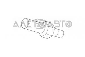 Лямбда-зонд задній Porsche Cayenne 958 11-17 3.6 958-606-137-10 розбирання червоніти Авто запчастини Порш Каєн