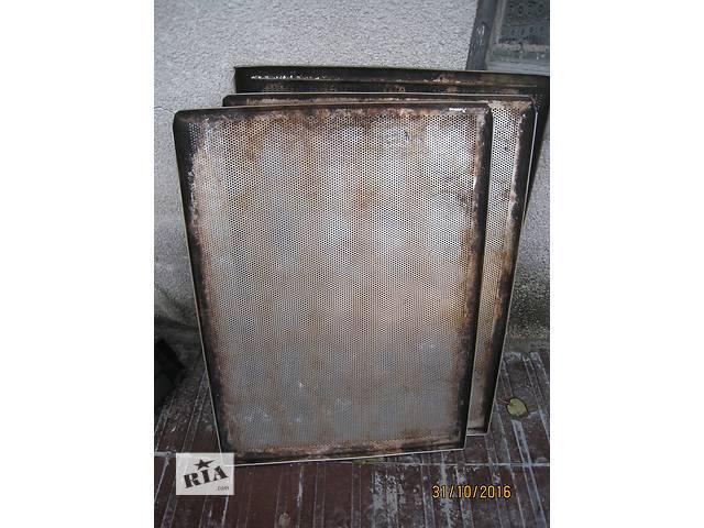 продам Листы для выпечки 56x2x78 cm алюминиевые бу в Теребовле