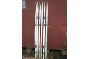Нові Бігові лижі