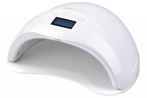 Лампа для маникюра UV LED SUN SUN5PLUS_WHITE 48 Вт