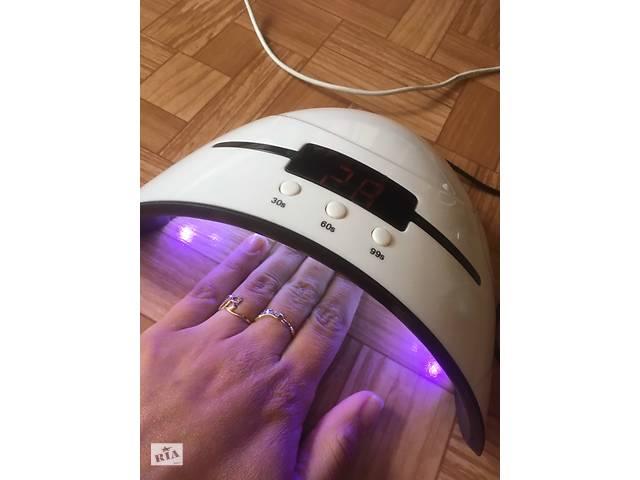 продам Сушка для нігтів,УФ світлодіодна лампа для всіх типів гель лаків 36 W бу в Харкові
