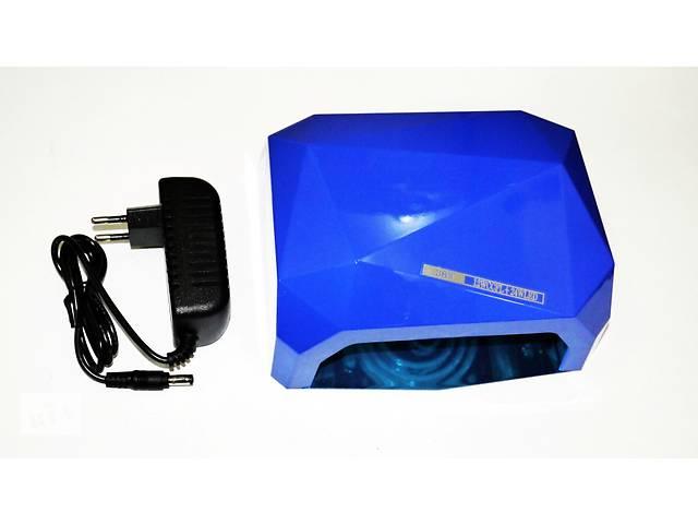 продам Ультрафиолетовая Led UV лампа 36 W с таймером для маникюра и педикюра бу в Днепре (Днепропетровск)