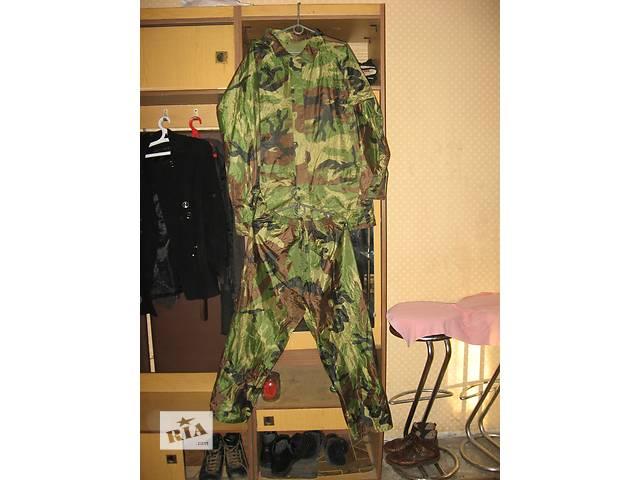 бу Маскировочный костюм непромокаемый в Краматорске