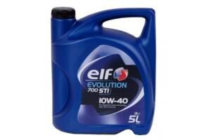 Масло моторное ELF 700 Evolution 10W-40, 5л. Франция (с Польшы). НОВОЕ