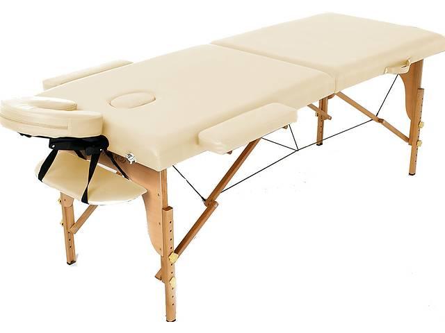 Массажный стол RelaxLine Lagune 50106 (светло-бежевый)- объявление о продаже  в Киеве