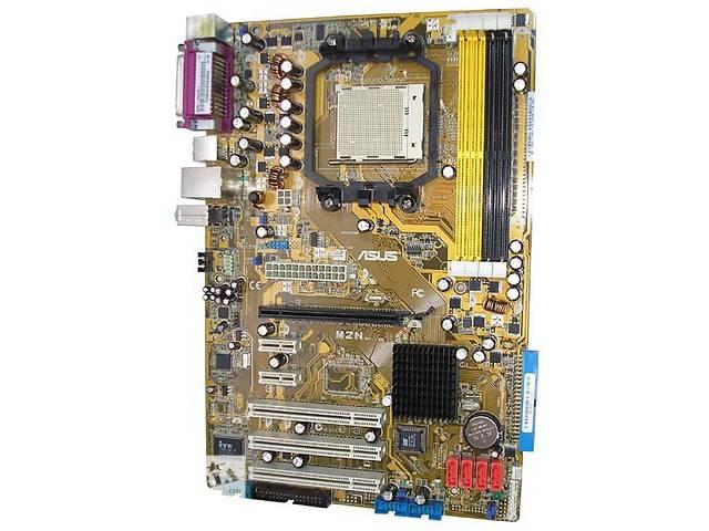 бу Материнская Плата под AMD ASUS M2N SAM2 ПОНИМАЕТ ЛЮБЫЕ 2 ядра ПРОЦЫ Athlon 64 X2 до 6400+ 125W am2 РАБОЧАЯ, с Гарантией в Львове