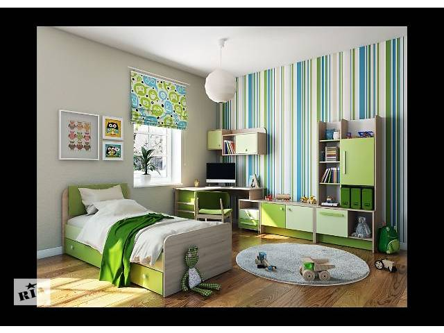 продам Мебель для детской комнаты мальчика и девочки из ДСП Egger 18mm. Мебель от 3 до 24 лет Большой выбор расцветок. Доставка бу в Одессе