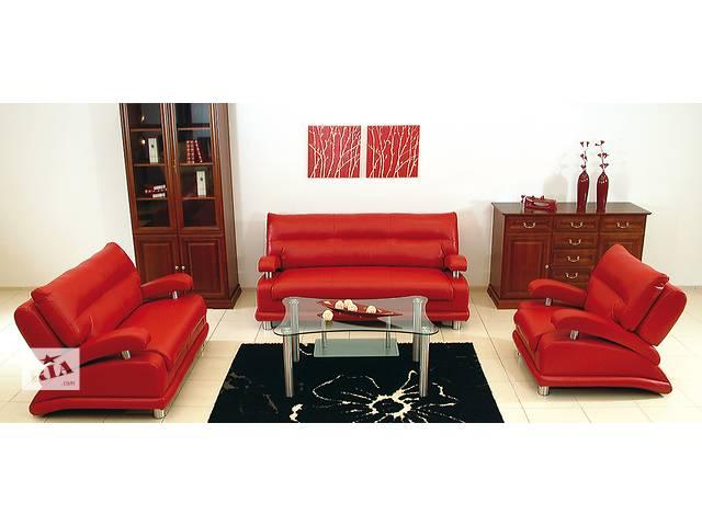 Мебель хай-тек,кожаный диван модерн,кожаный комплект Matrix- объявление о продаже  в Дрогобыче