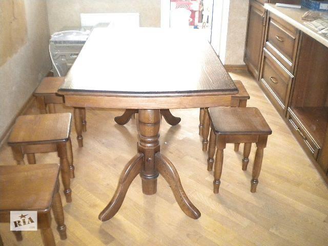 продам Мебель для кухни новый Кухонные столы Обеденные столы бу в Ивано-Франковске