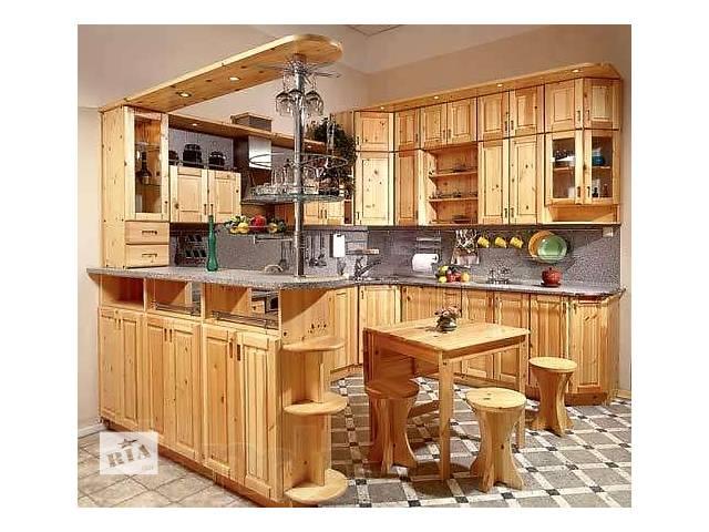 продам Мебель для кухни из дерева бу в Виннице