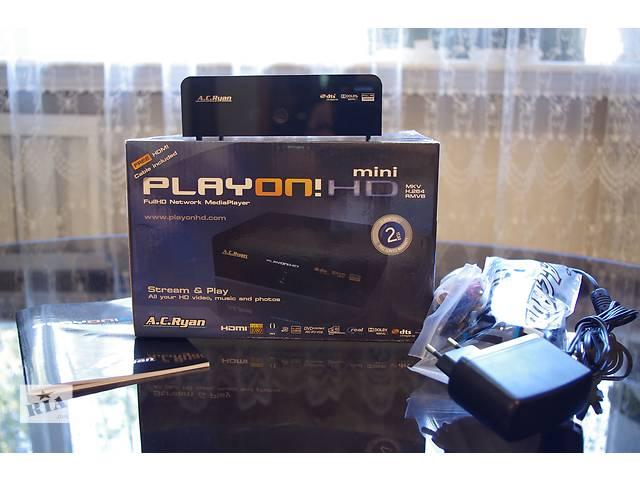бу Медиаплеер A.C. Ryan Playon! HD ACR-PV73200 Mini в Виннице