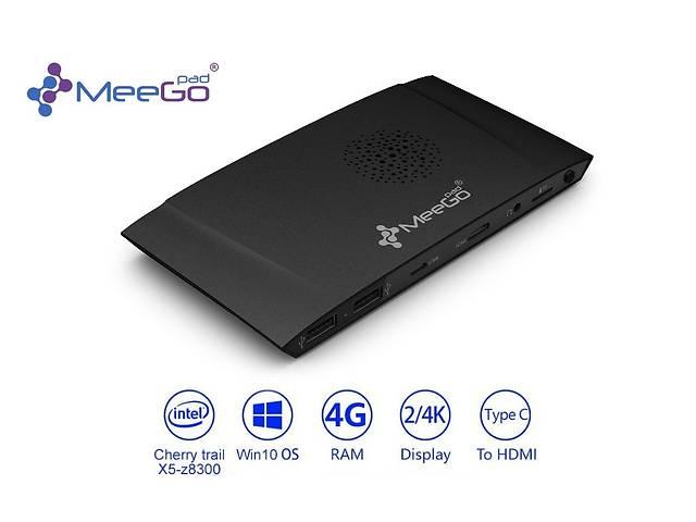 купить бу MeeGoPad T09 - мощный Intel mini PC, 4GB Ram, USB3.1-Type-C, Multitasking в Киеве