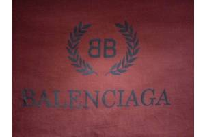 BALENCIAGA футболка с логотипом