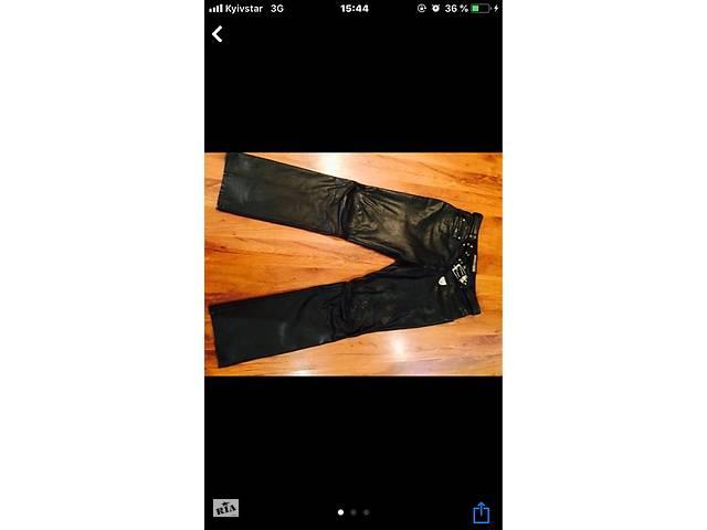 Продам шкіряні штани - Чоловічий одяг в Харкові на RIA.com 6aeaa14f639d0