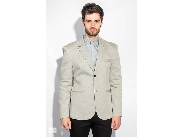 купить бу Пиджак 197F027-3 цвет Светло-серый в Одессе