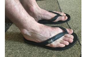 б/у Мужская пляжная обувь Calvin Klein
