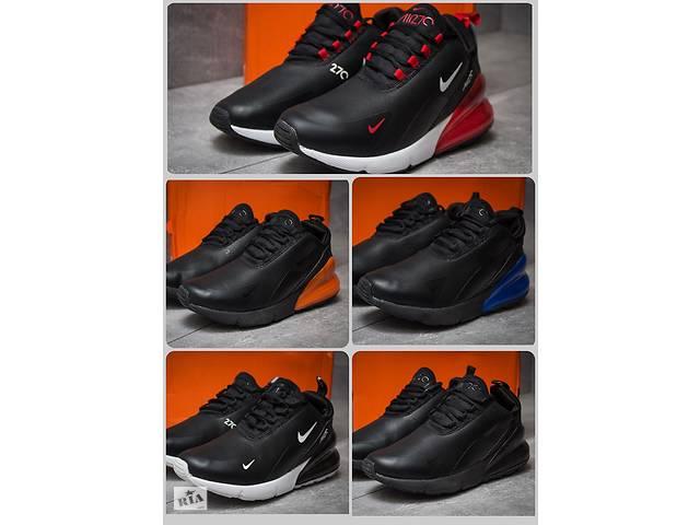 купить бу Шкіряні кросівки Nike Air Max 270 в Жовтих Водах