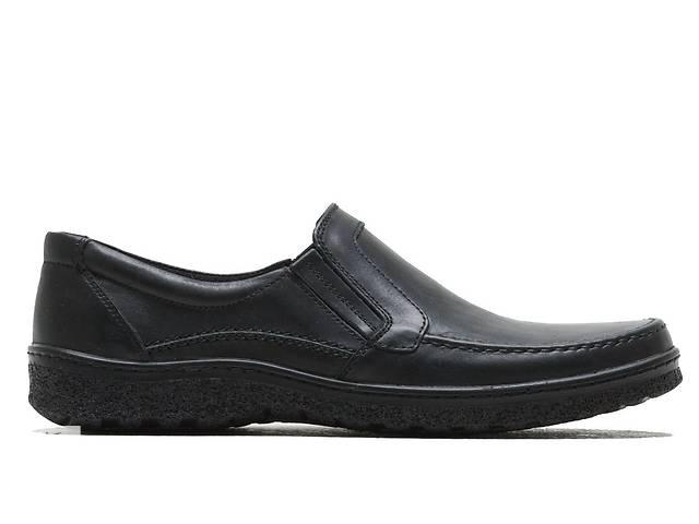 бу Мужские кожаные туфли Trafik City Style в Одессе