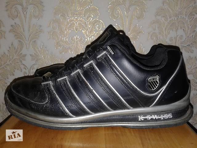Мужские кроссовки K-SWISS, 43 р. - Мужская обувь в Чернигове на RIA.com 8693706854b