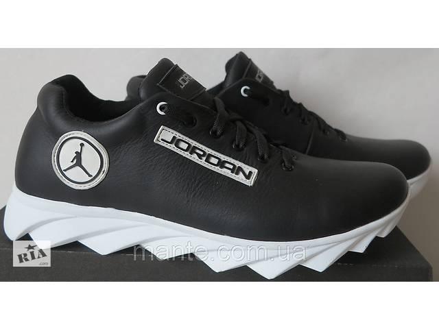 бу Мужские кроссовки в стиле Jordan 2018 весна-осень кожа обувь кросовки  спорт в Харкові 4efdb6a043fa8