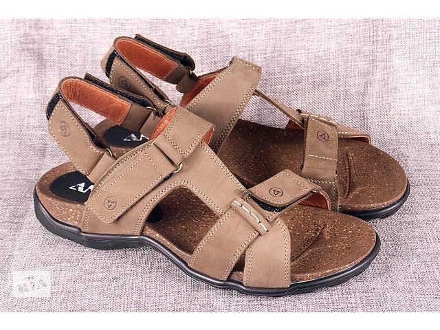 бу Мужские сандалии 00501 в Мелитополе