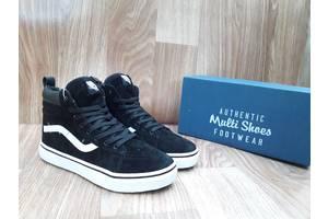 Нові чоловічі черевики і напівчеревики Vans