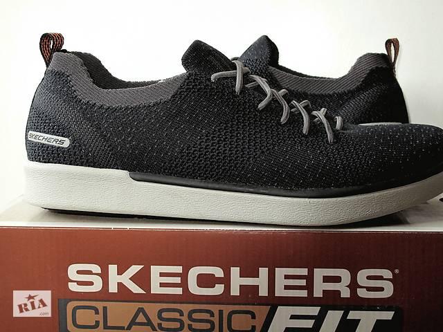 100c3f6abf04 SKECHERS Classic Fit Boyar – Molsen Оригинал - Мужская обувь в Киеве ...