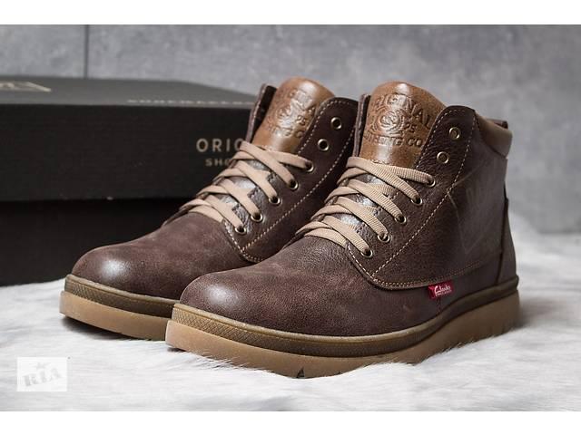 Зимние ботинки Clarks Urban Tribe 5824057b9864b