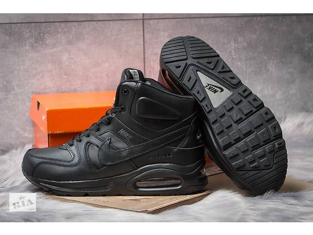 b7cfef0f Зимние ботинки Nike Air Max-3047 мужские кроссовки на меху- объявление о  продаже в