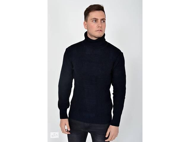 купить бу Гольф мужской 118R003 цвет Темно-синий в Одессе