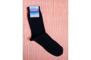 Шкарпетки чоловічі бавовна стрейч, Украіна.Размер 27. Колір чорний. Від 6 пар по 7грн