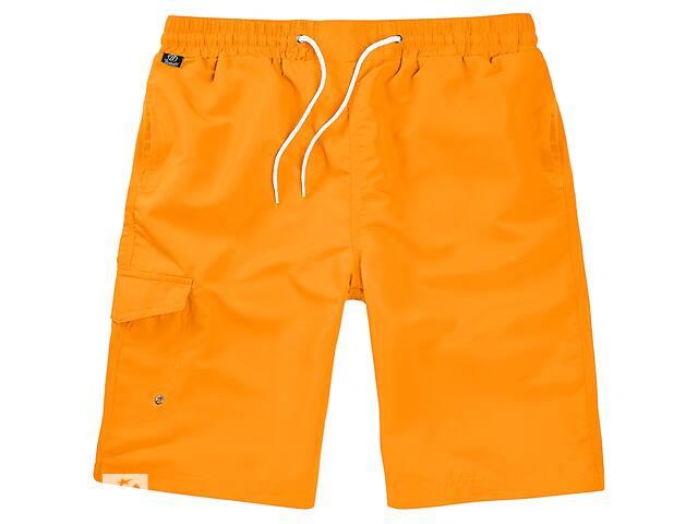 бу Плавательные шорты Brandit Swimshorts ORANGE L/XL Оранжевый (9153.48-L/XL) в Киеве