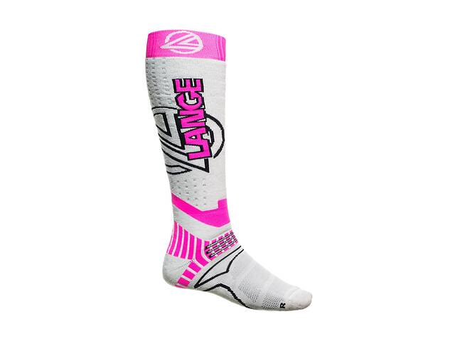купить бу Шкарпетки лижні Lange LKDWX01 42-44 White-Orange - 187944 в Одессе