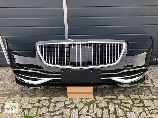 Mercedes-Benz S-Class бампер передний  W222 (2013-2019) maybach B4032- объявление о продаже  в Самборе