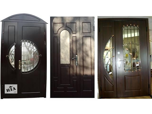 купить бу Металлические входные двери Луганск, входные двери купить, установка в Луганске. в Луганске