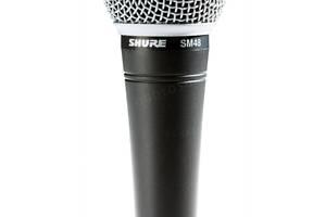 Нові Вокальні мікрофони Shure