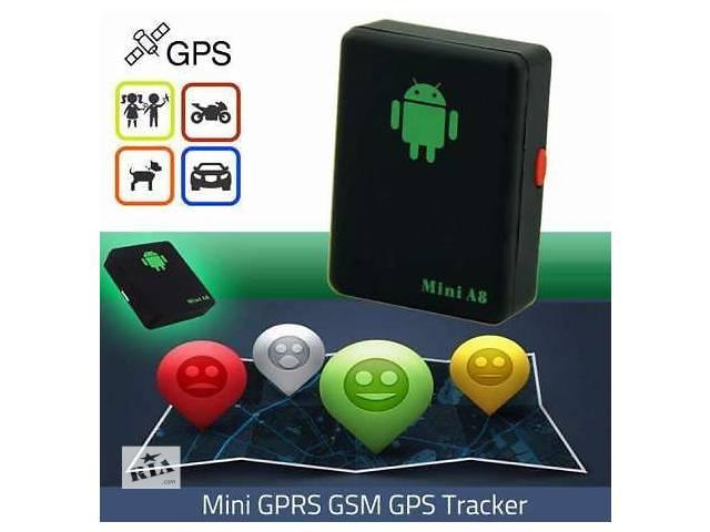 Mini A8 GSM сигнализация, трекер GPS, гарантия - объявление о продаже  в Ровно