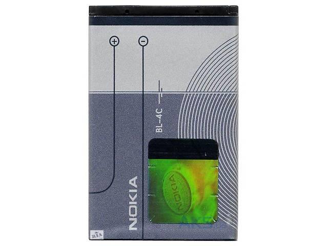 купить бу Аккумулятор батарея BL-4C для Nokia 1202 3500 6131 6300 X2-00 2690 оригинальный в Дубно