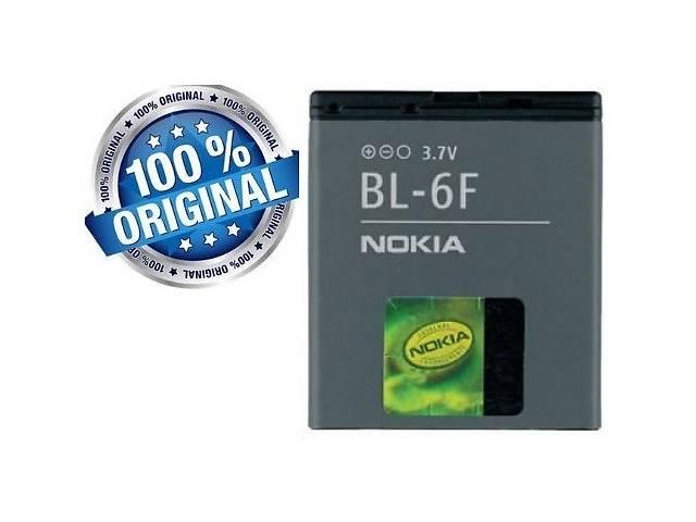 продам Аккумулятор батарея BL-6F для Nokia N78 N79 N95 оригинал Art. cheh-534170011 бу в Києві