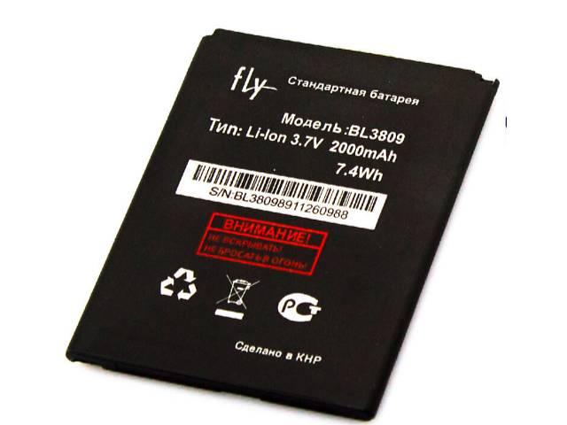 продам Аккумулятор батарея BL3809 для Fly IQ458 IQ459 оригинал бу в Києві