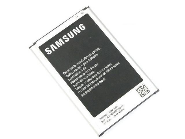 Акумулятор батарея для Samsung Galaxy Note 3 N9000 оригінальний- объявление о продаже  в Дубні