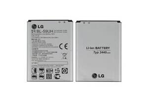Акумулятор батарея LG BL-59UH для LG G2s / G2 mini оригінальний