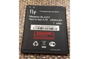 б/у Аккумуляторы для мобильных Fly