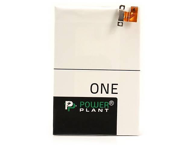продам Аккумулятор для смартфона Power Plant HTC One (BN07100) 1150mAh (SM140039) бу в Києві