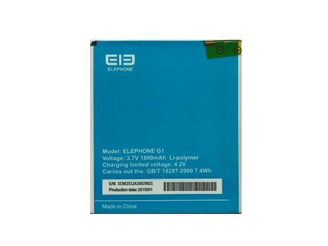 купить бу Батарея Elephone G1 1800 мА*ч в Киеве